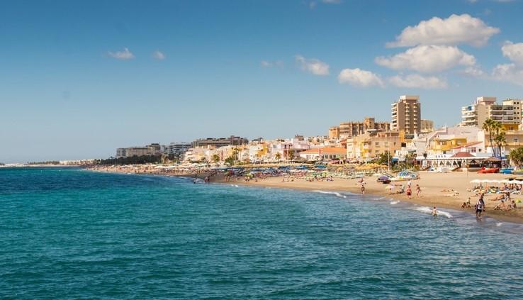 Torremolinos, Costa del Sol, Spain