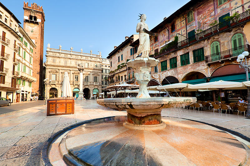 Places you must visit in Verona, Veneto