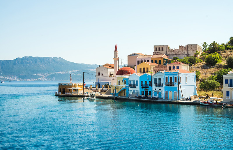 The Dodecanese in Greece