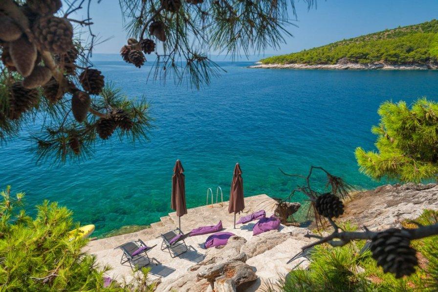 Villa Selca, Croatia
