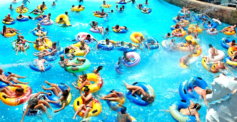 Marmaris Atlantis Waterpark turkey kids holiday
