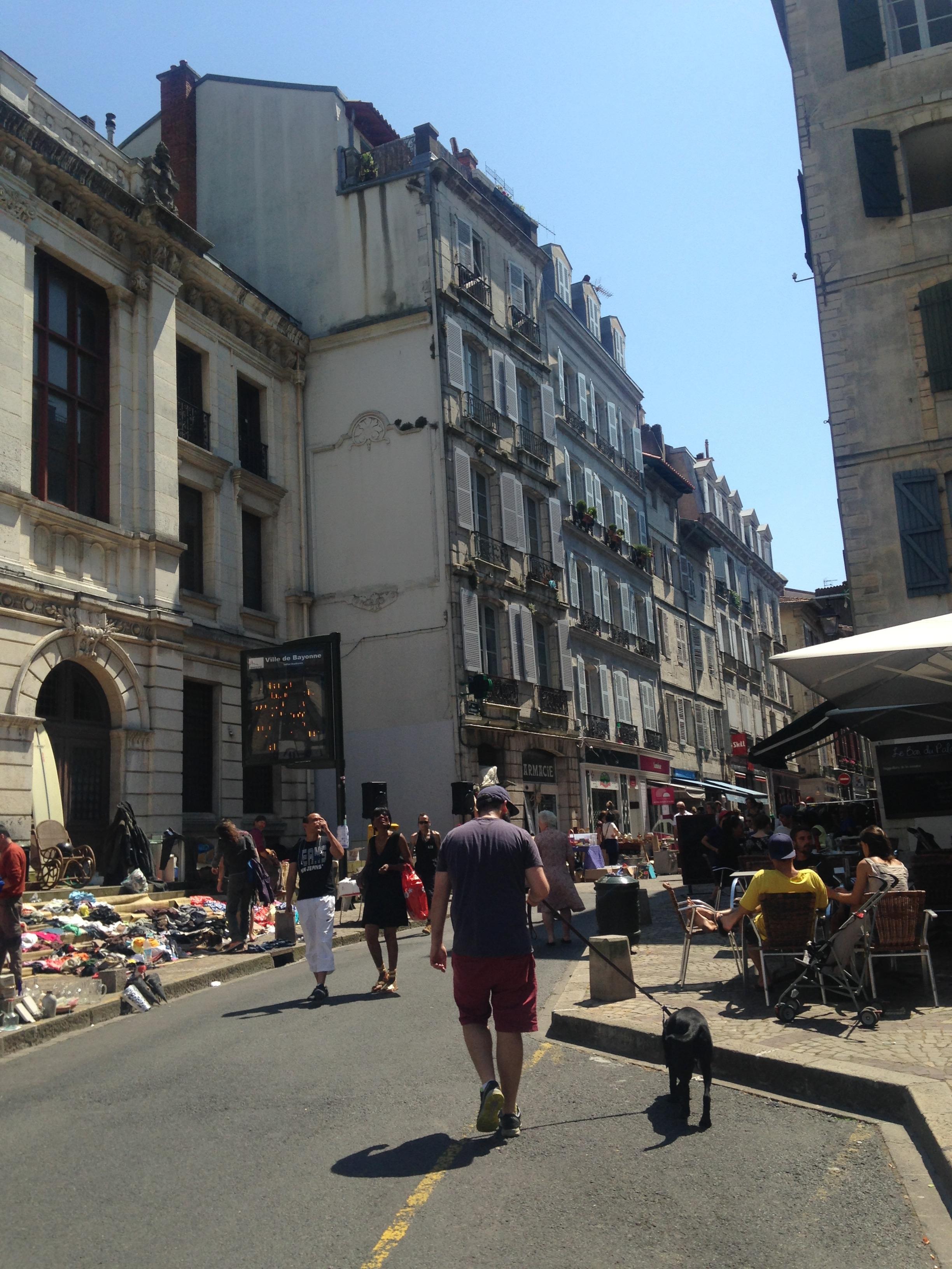bayonne flea market
