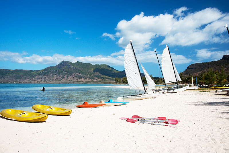 Watersports in Mauritius