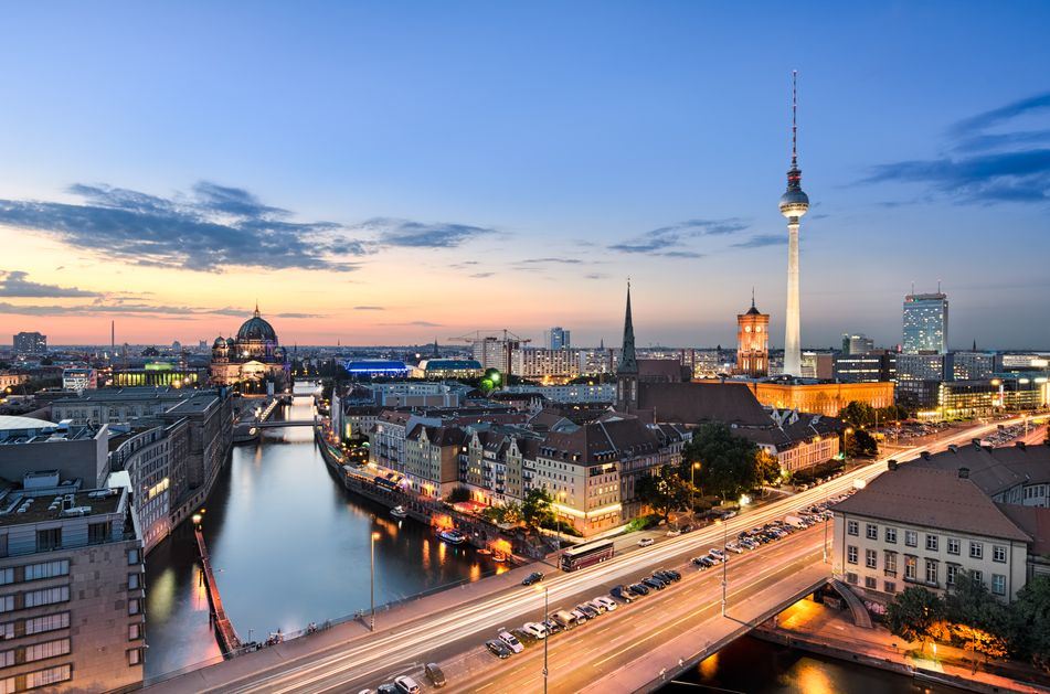 berlin holiday germany