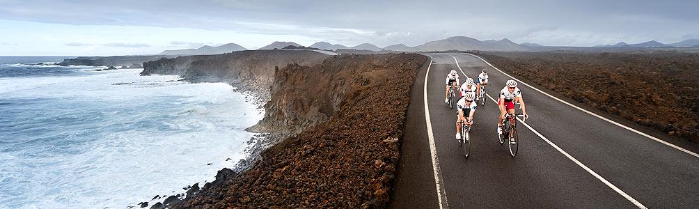 Lanzarote cycling