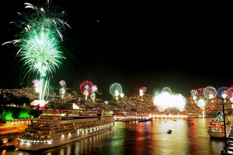 Madeira New Year's Eve Celebrations Portugal