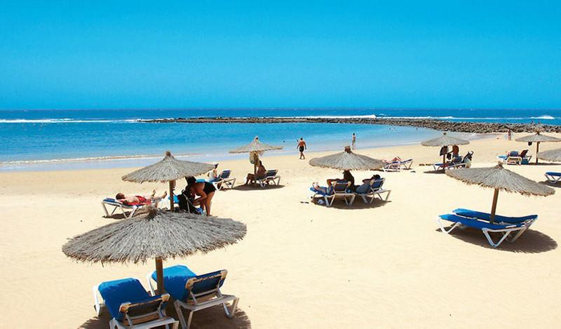 Costa Caleta Beach
