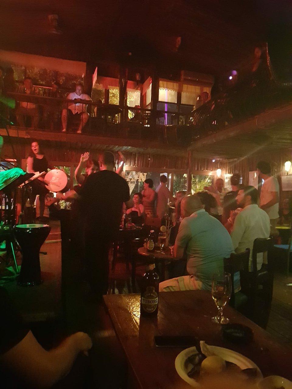 Hadrian Cafe Bar Antalya