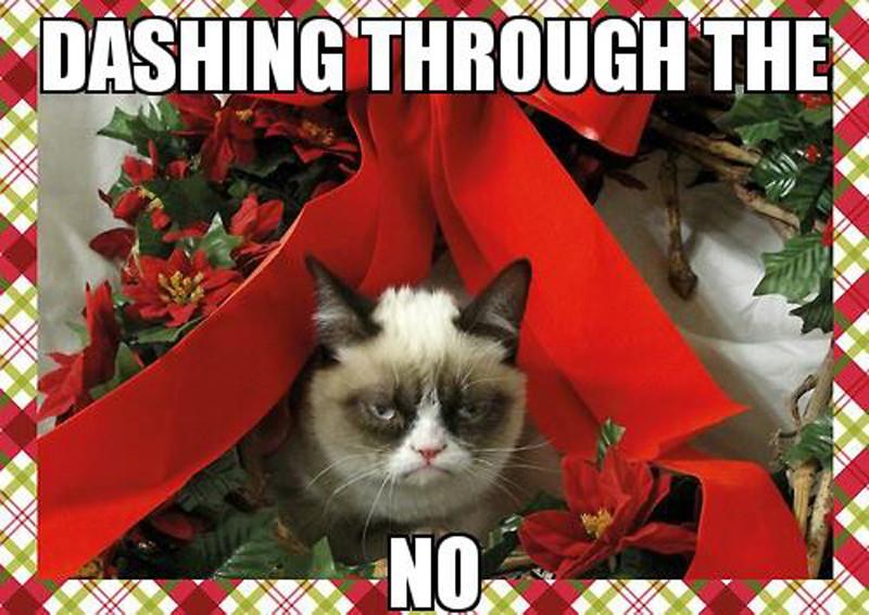 No Christmas Songs