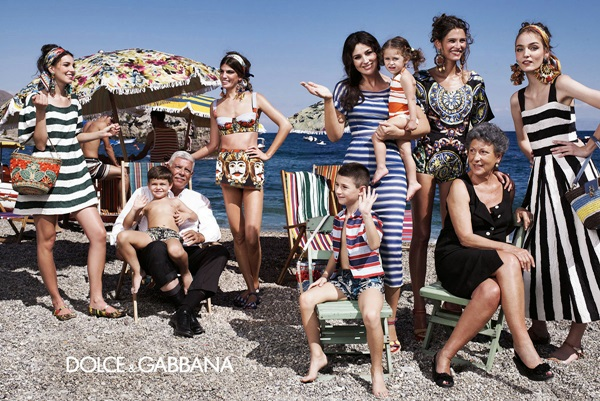 dolce and gabbana beautiful italians