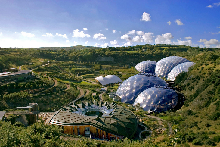 Eden Project, Cornwall