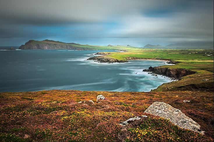Beautiful scenery Ireland