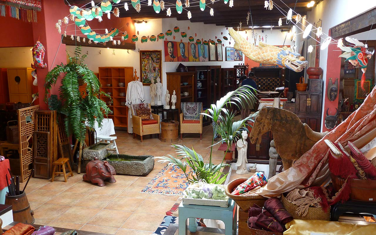 Emporium Shop Teguise Lanzarote
