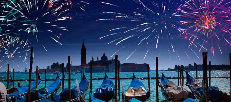 Venice New Year