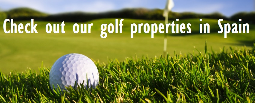 Check out Clickstay golf properties in Spain