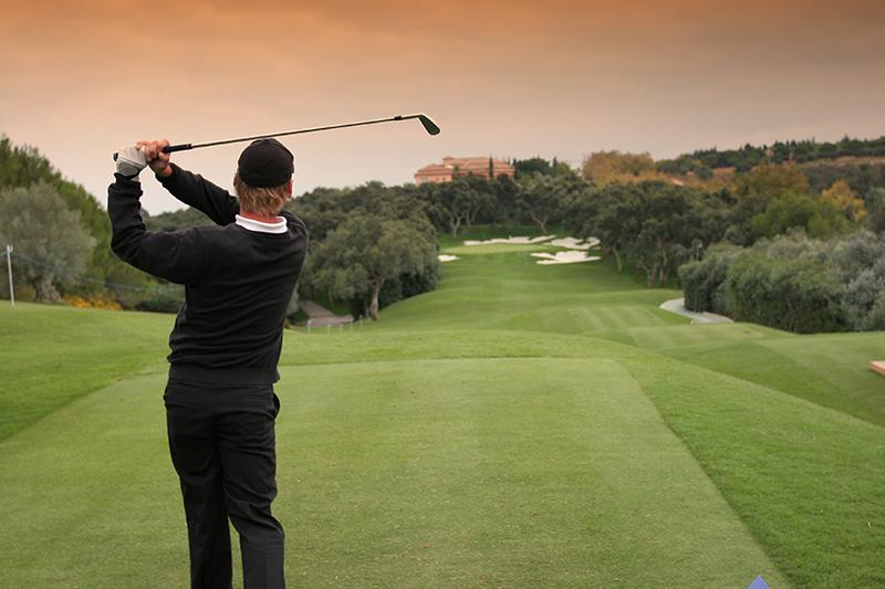 Best for golf breaks in Spain