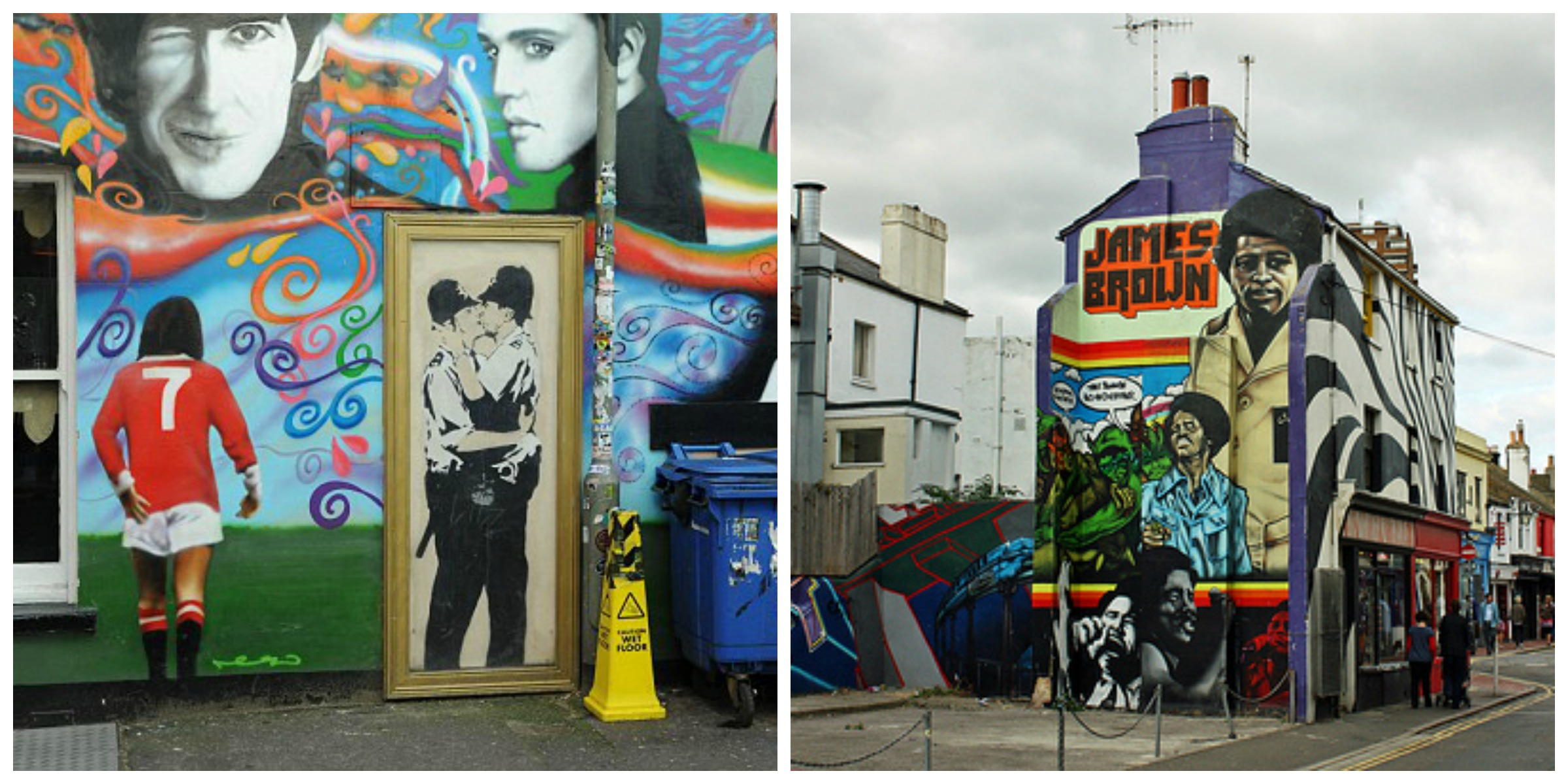 Brighton Graffiti - Visit Brighton