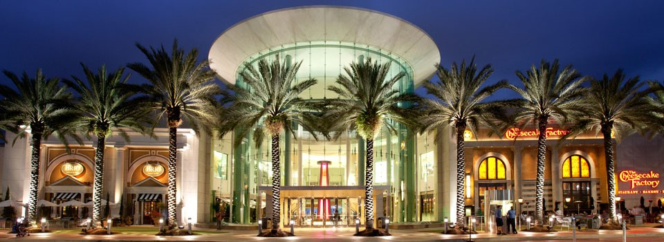 The Mall at Millenia, Orlando