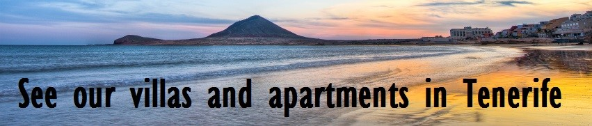 Villas and apartments in Tenerife
