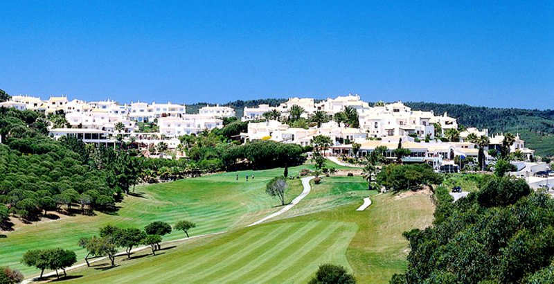 Golf Santo Antonio Golf Course, Algarve Portugal
