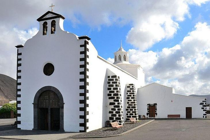 Architecture in Lanzarote