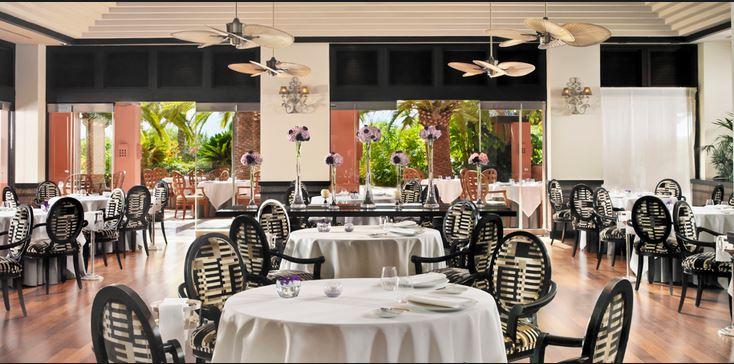 M.B. Tenerife restaurant