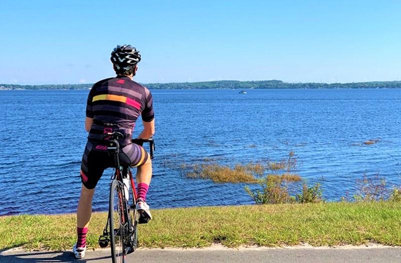 bike tour in Orlando
