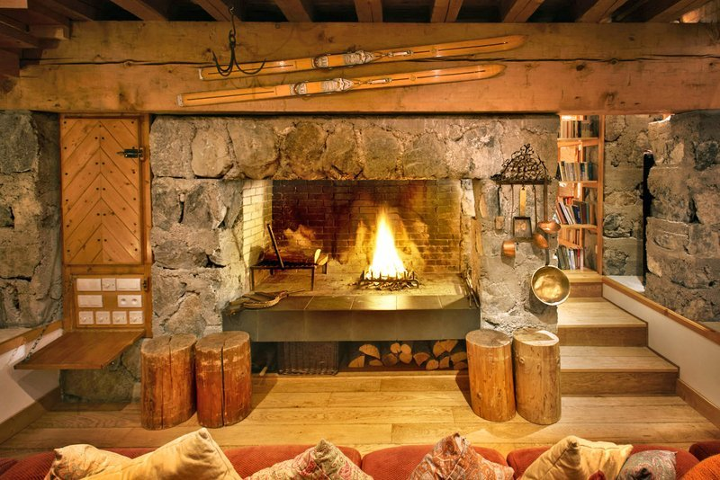 One of the ten best chalets in the Alps, L'Eco Des Montagnes