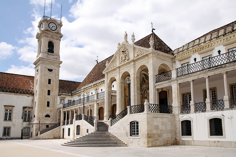 The university of Coimbra
