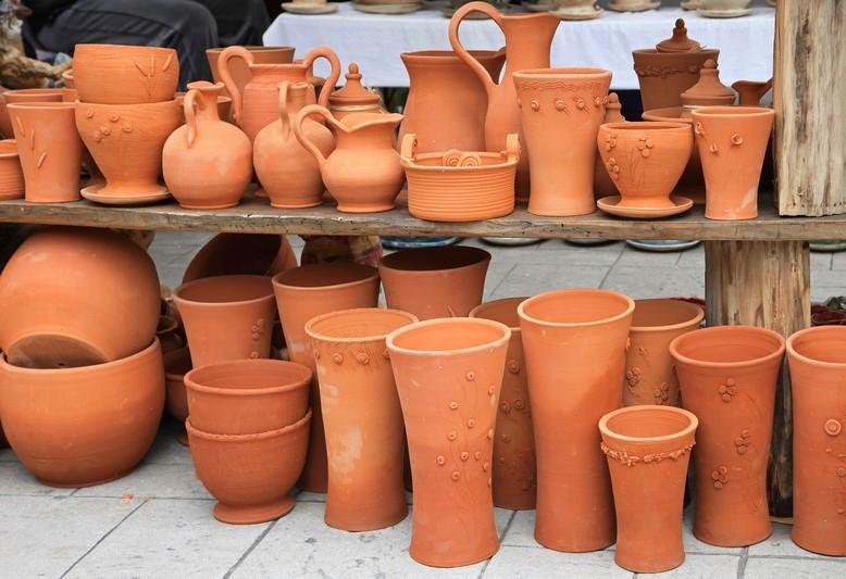 Cretan pottery