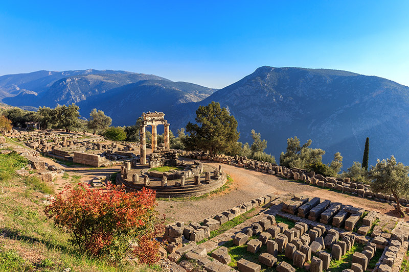 Sanctuary of Delphi