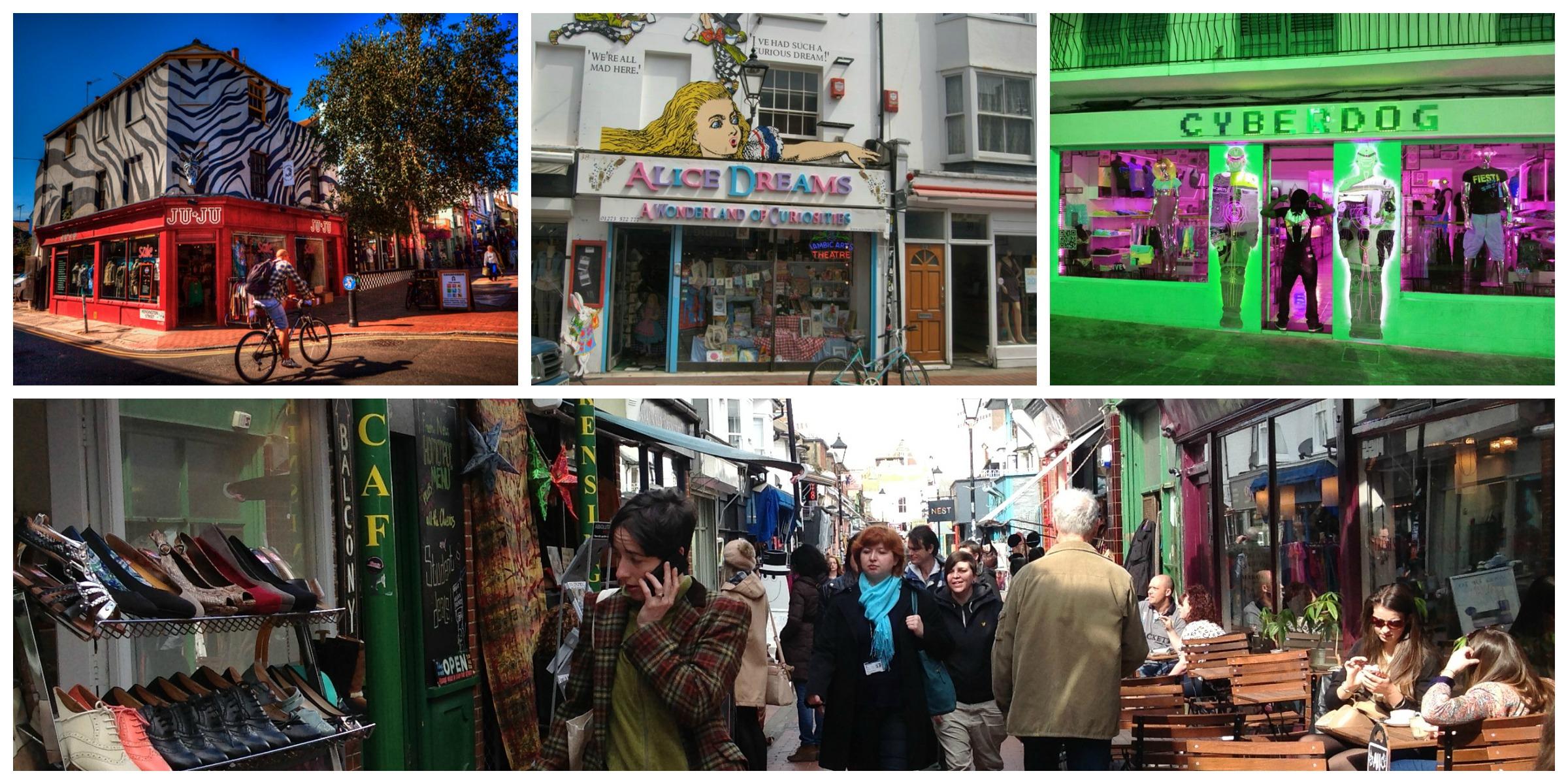 The Laines Brighton