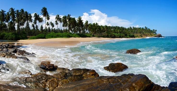 Tangalla Beach, Sri Lanka