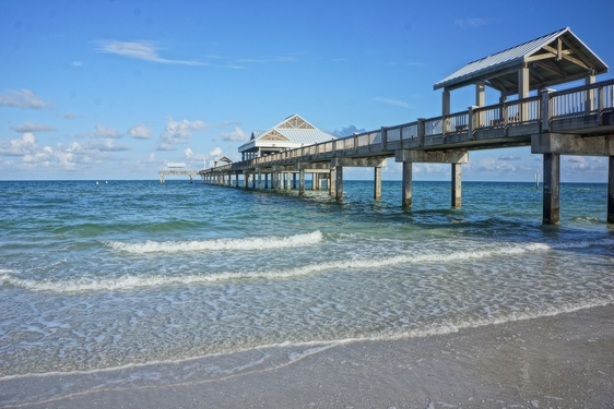 Clearwater Pier, Florida