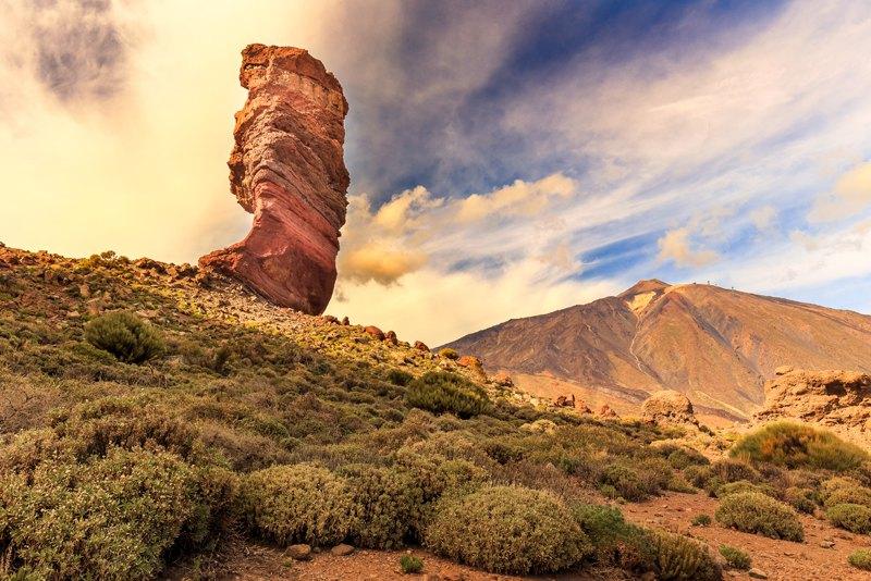 Los Roques de Garcia Tenerife