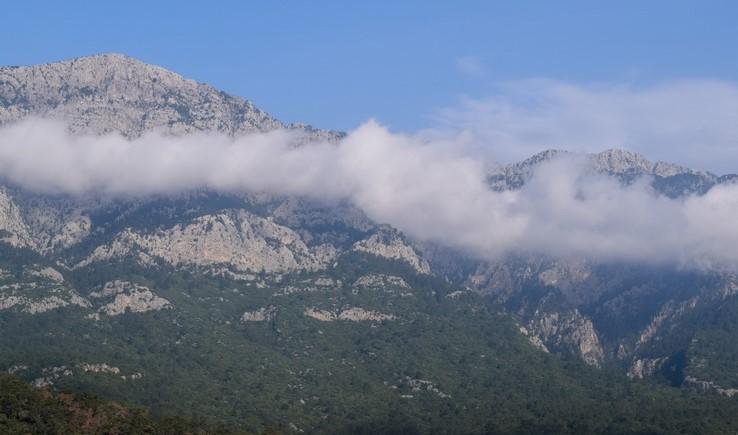 Beydağları Coastal National Park in Turkey