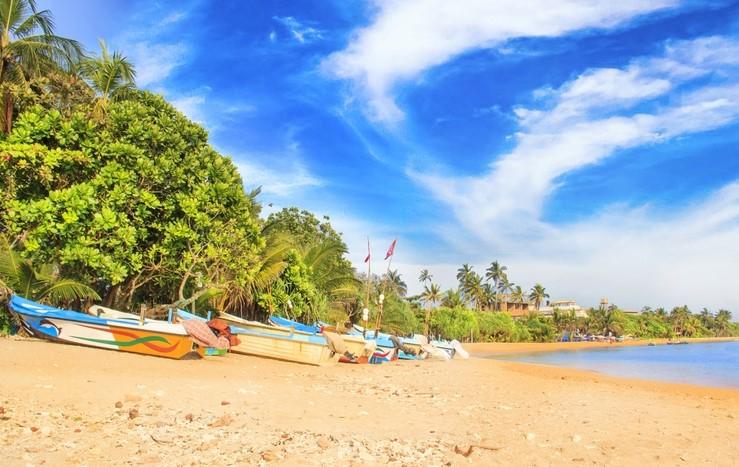 Bentota Beach, Sri Lanka