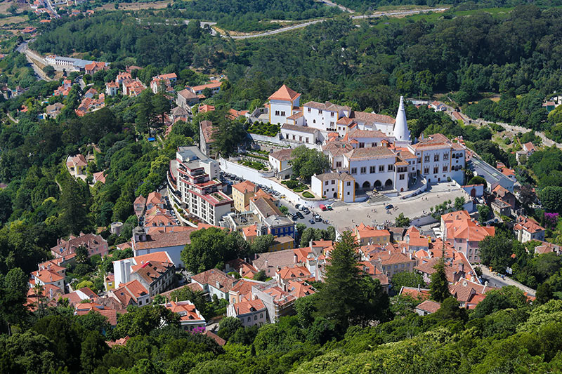 Day trip to Sintra