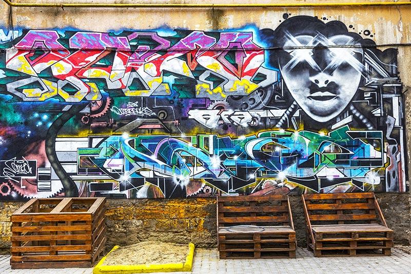 Street Art Tenerife