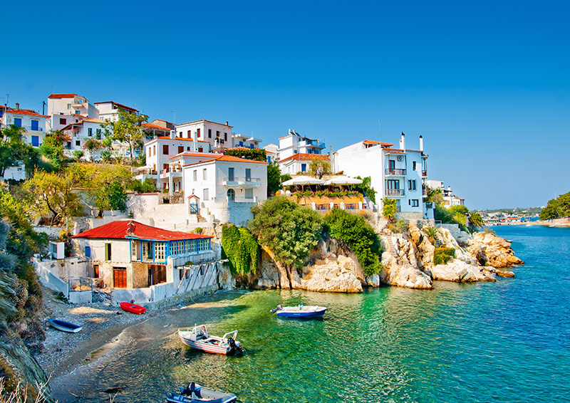 Skiathos, North Aegean Islands