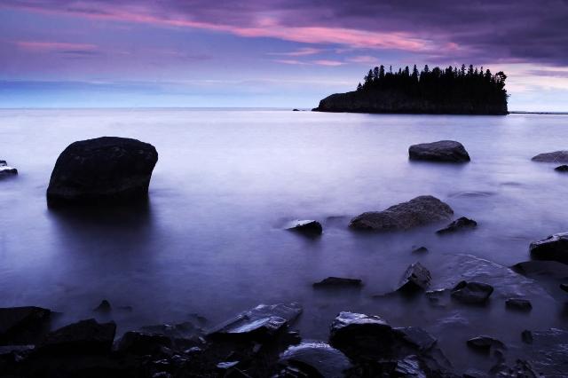 Lake Superior, Minnesota - Lakes in the USA