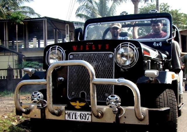 Jeep Goa