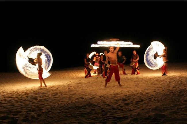 Fireshow Goa