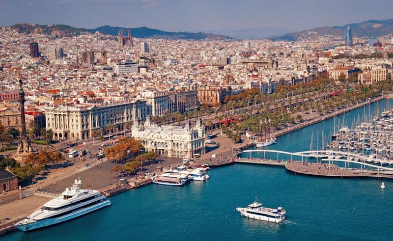 Barcelona Dock
