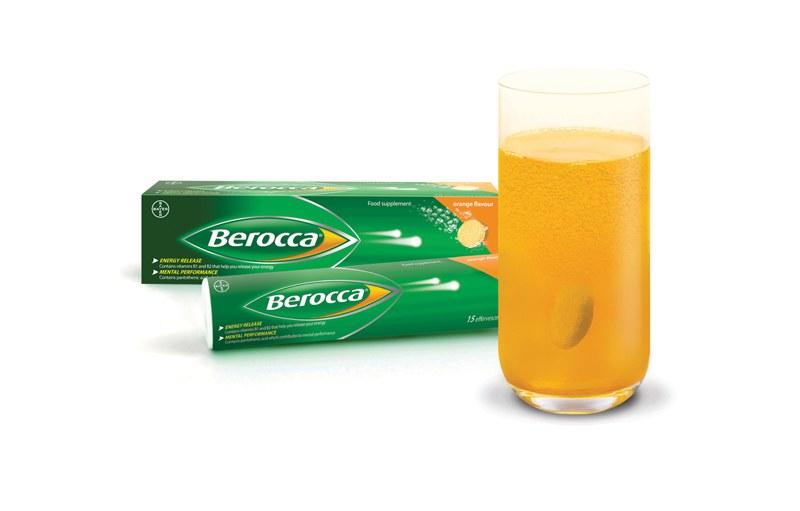 Berocca Hangover Cure