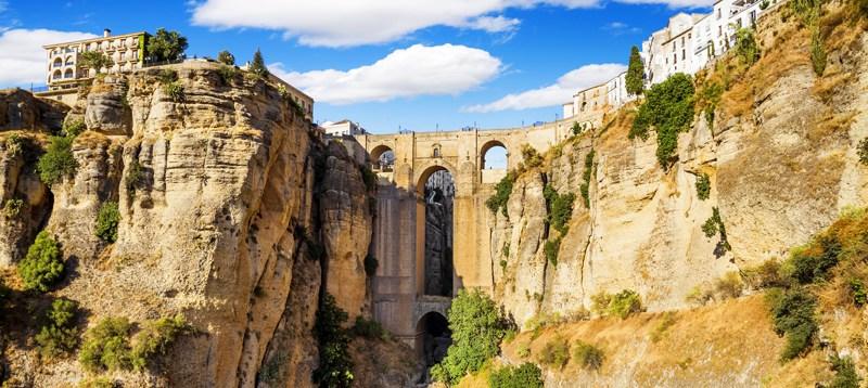 Ronda Malaga Bridge