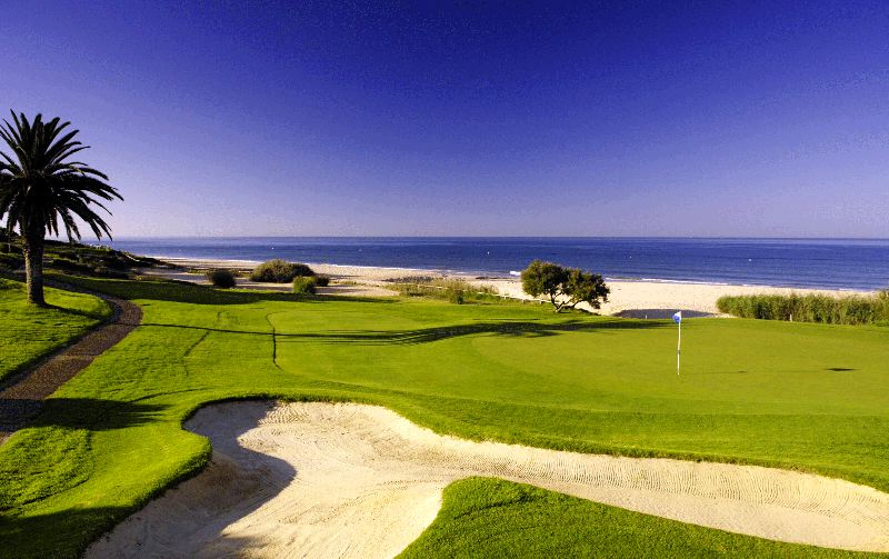 Vale do Lobo Royal Course Algarve