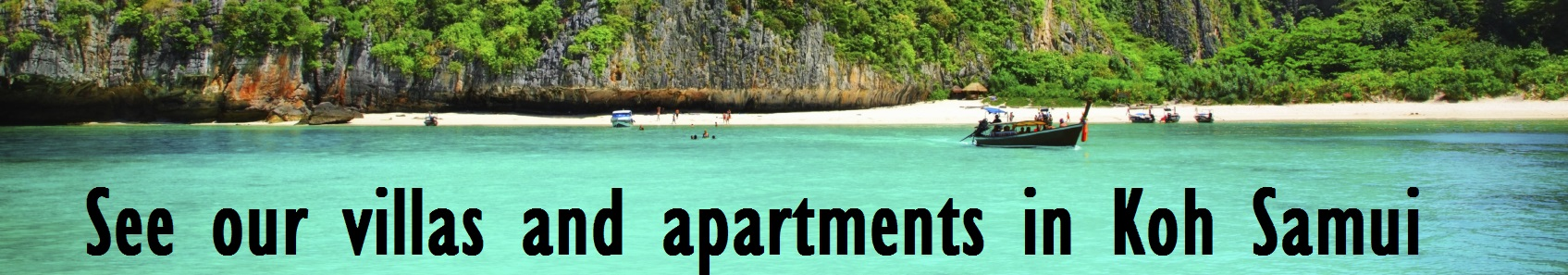 villas and apartments in Koh Samui
