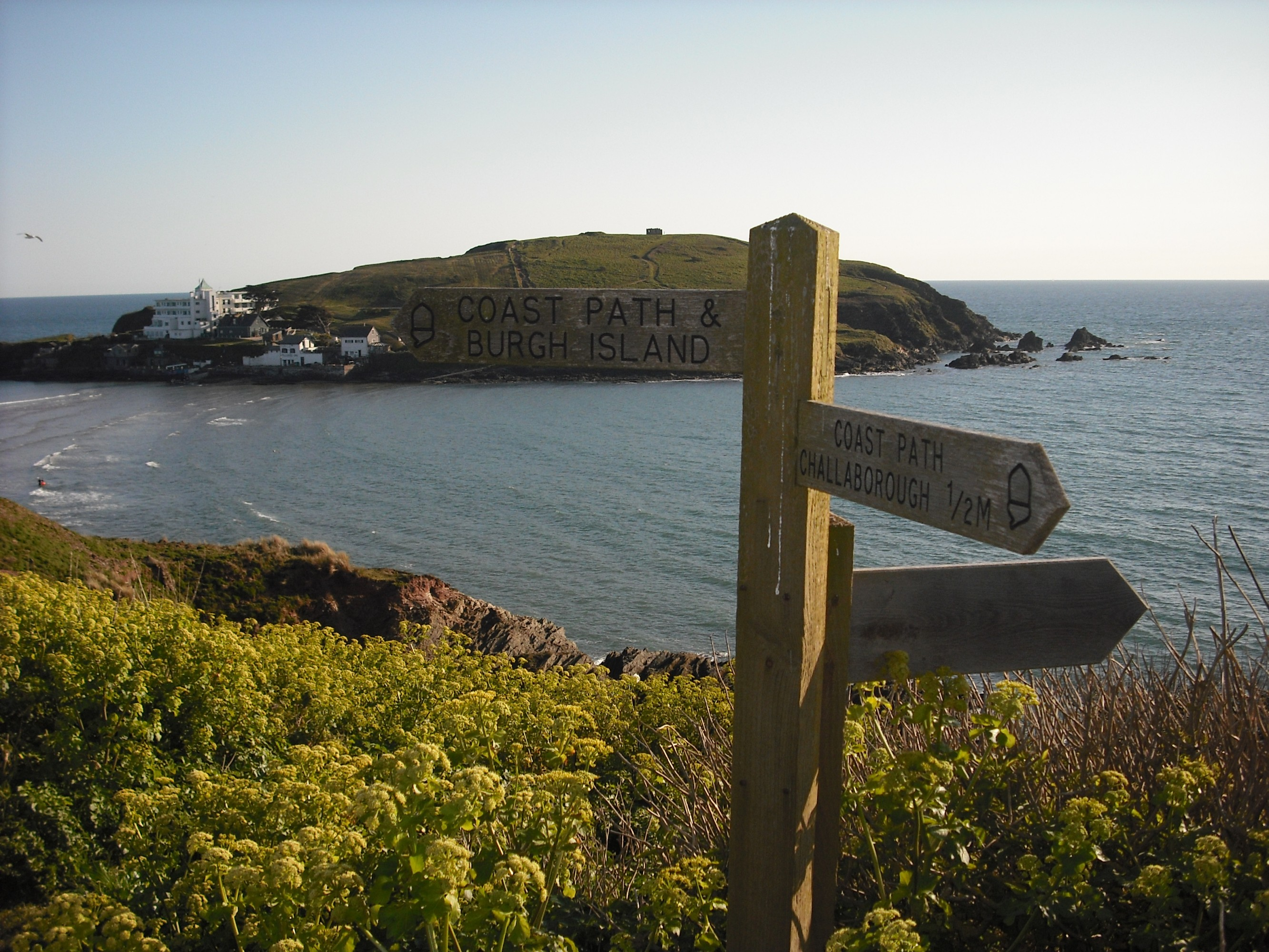 Coastal paths Cornwall