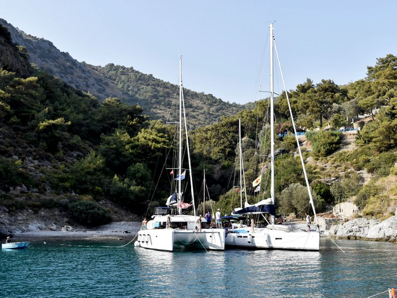 Turkey Sailing Yacht Rent